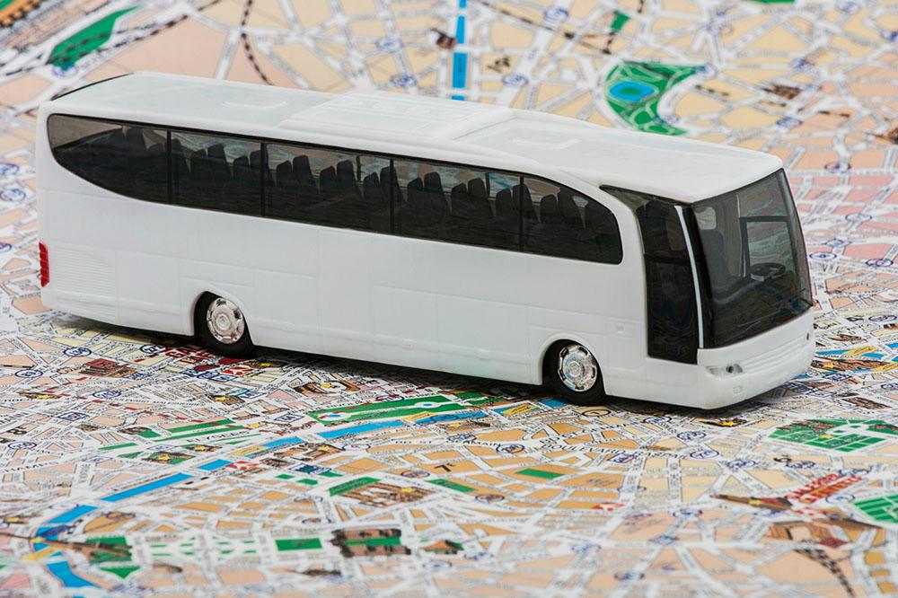Autobuses desde la Estación de Santa Pola