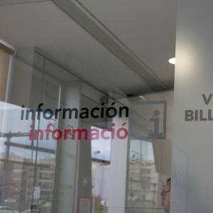 Información al usuario