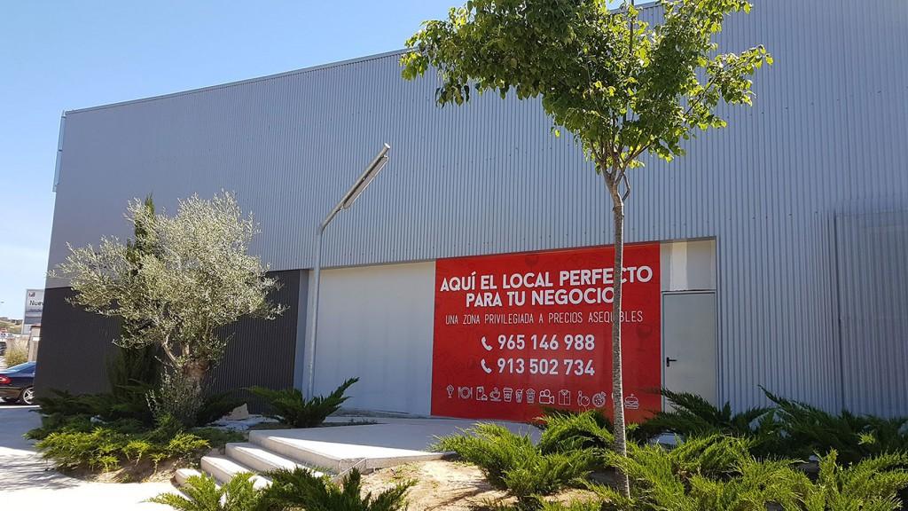 Alquiler locales comerciales Santa Pola