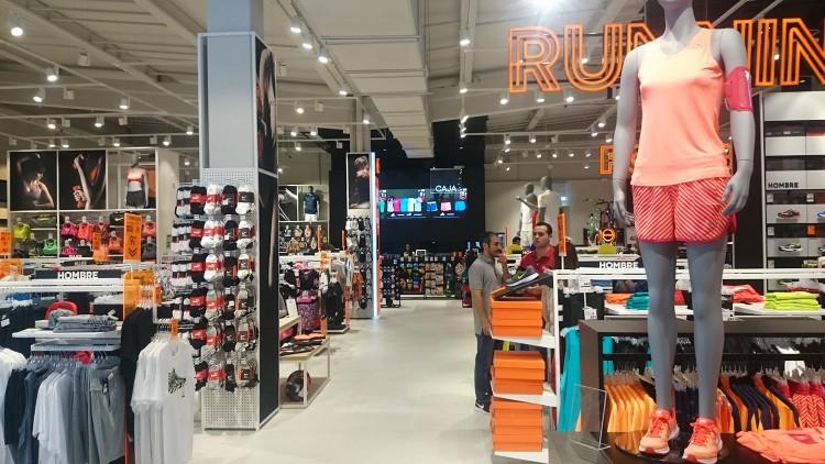 zapatillas running mujer sport zone