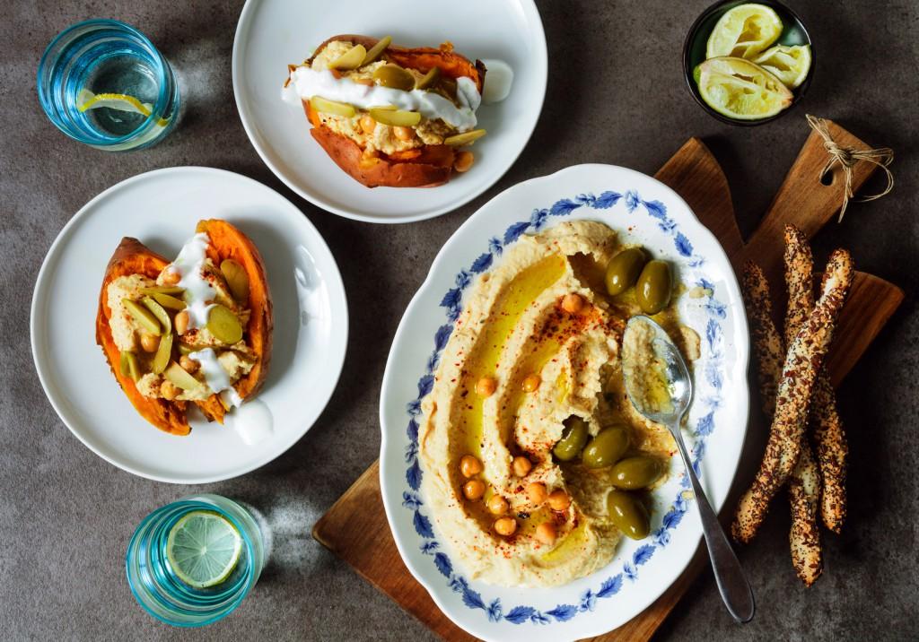 Comida libanesa en Santa Pola