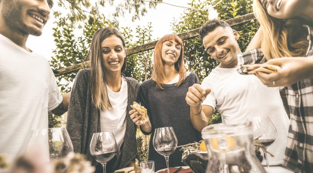 Ideas para un picnic con amigos en Santa Pola